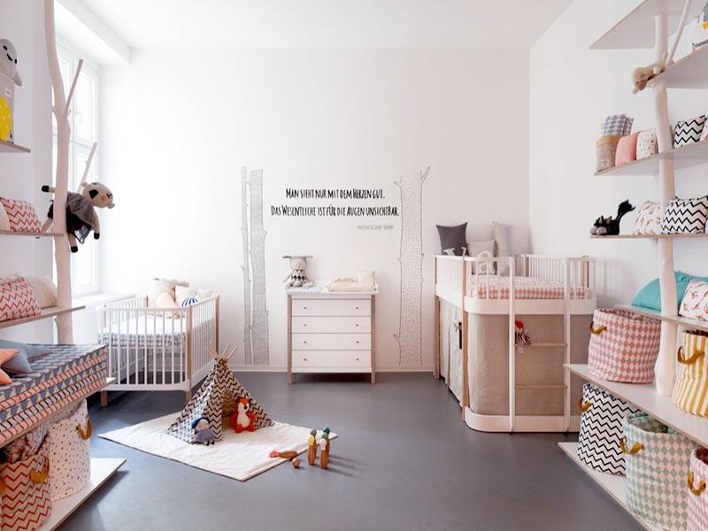 Ladenbau Babyausstattung